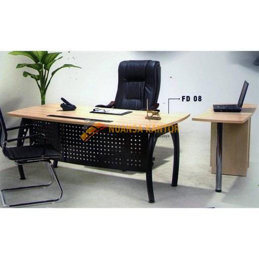 Meja Kantor Direrktur Aditech FD 08