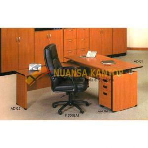 jual Meja Kantor samping Aditech AD 05 surabaya