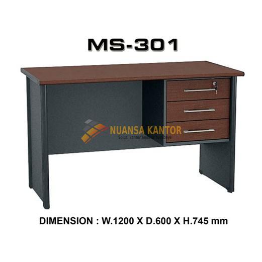 Meja Kantor VIP MS 301