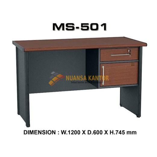 Meja Kantor VIP MS 501