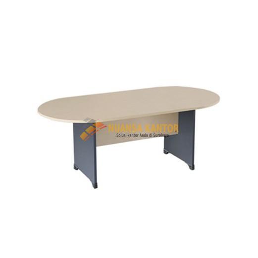 Meja Meeting Oval DONATI DOMT 70 Z (180cm)