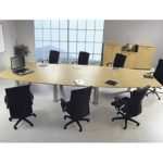 Meja Meeting Kantor Modera BCT 315