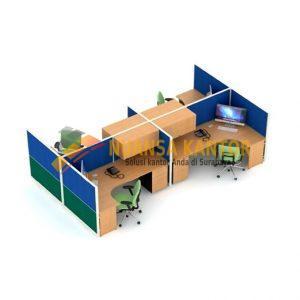 Partisi Kantor Uno Premium 7