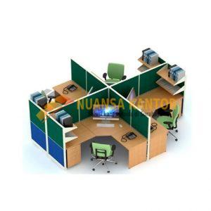 Partisi Kantor Uno Premium 8