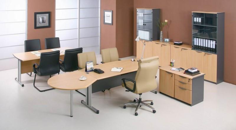 Jenis Meja Kantor dan Ukurannya Tentu Wajib Diketahui